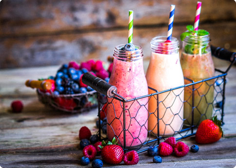 3 Fruit Smoothie Fast Recovery Recipes