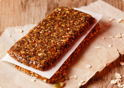 Get an Energy Boost with this 3-Ingredient Energy Bar