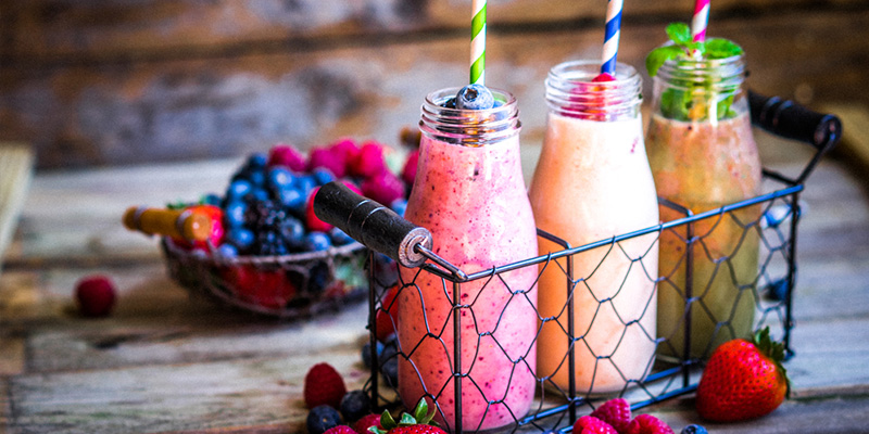 No More Pain! 3 Fruit Smoothie Fast Recovery Recipes