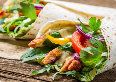 7 Healthy Easy Lunch Ideas To Tone Your Abs