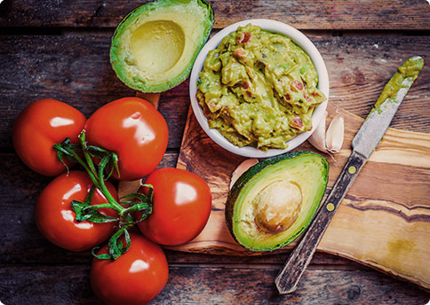 Build Lean Muscle: Tasty High Protein Guacamole Recipe