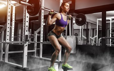 Sexy Legs & Butt: 10 Tips to Increase Your Squat Strength