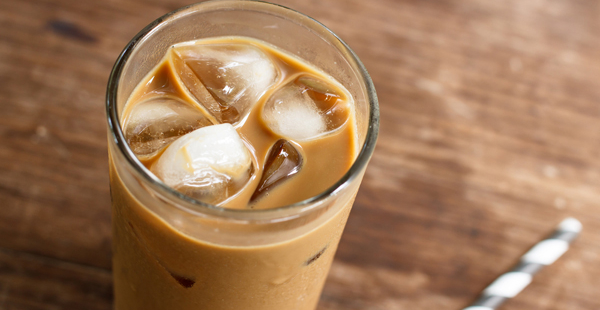 Iced Chai Latte at Skinny Ms