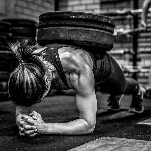 Concentrate. #crossfit