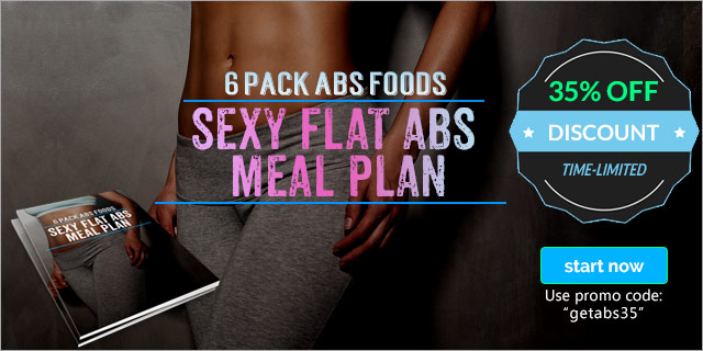 Sexy Flat Abs Meal Plan Promo Code